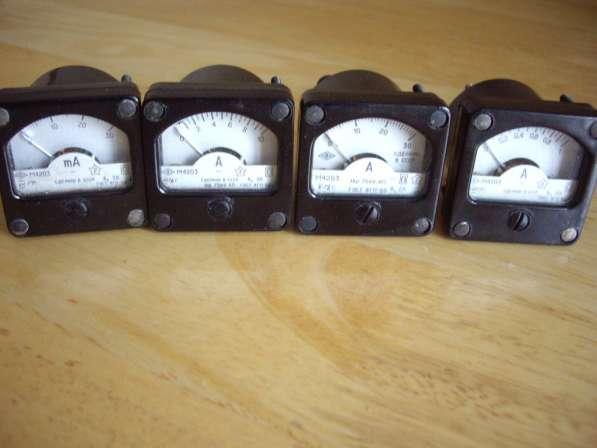 Измерительные головки для радиолюбителей М4203
