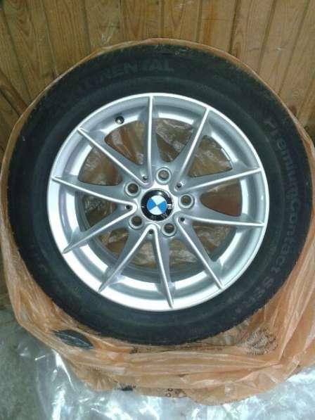 Колеса Continental для BMW 3-й серии