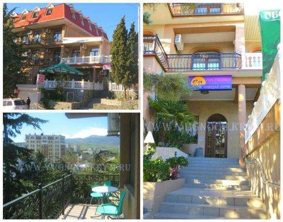 Гостиница Южная ночь, Алушта, Крым