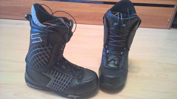 Ботинки Nitro Select TLS