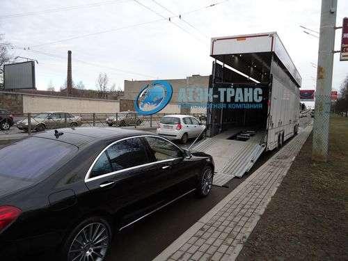 Крытые автовозы-эвакуаторы в Санкт-Петербурге фото 8