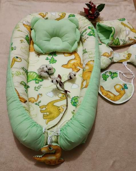 Кокон для новорожденного набор в Краснодаре фото 16