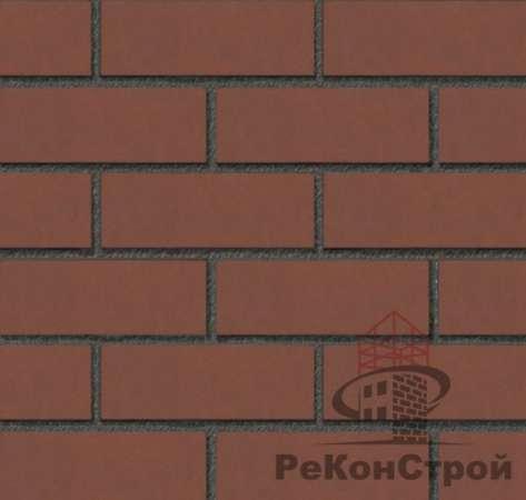 Кирпич облицовочный Новомосковский, шоколадный, полуторный