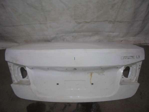 крышка багажника шевроле круз