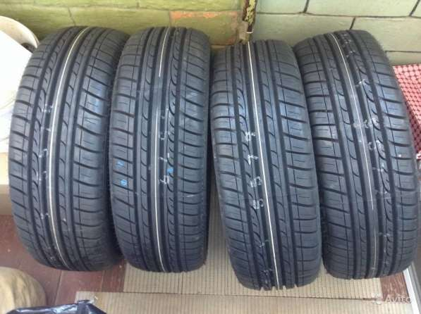 Новые Dunlop 185 60 R14 FastResponse
