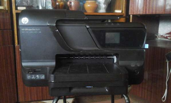 Принтер МФУ HP OfficeJet Pro 8600