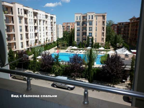 Двухкомнатная квартира на Болгарском побережье в