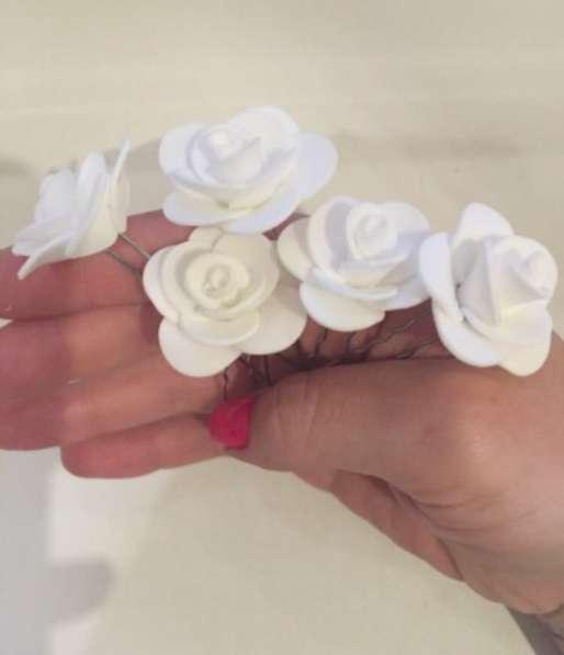 Шпильки - Розы