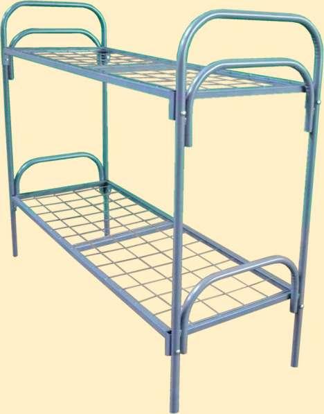 Металлические кровати для лагерей, рабочих, хостелов в Курске фото 5