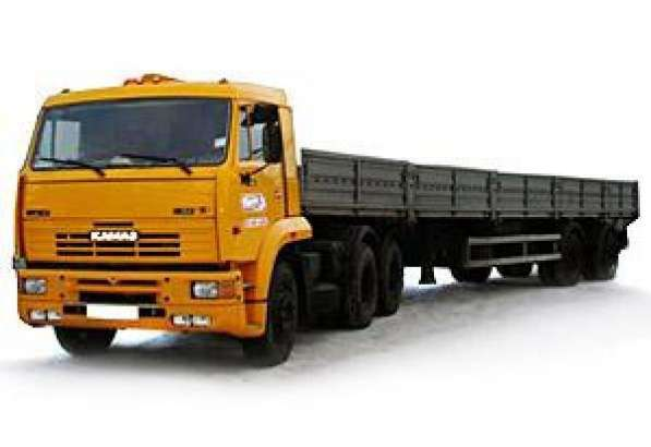 Автомобильные грузоперевозки по России от 100 кг. до 20 тон в Казани