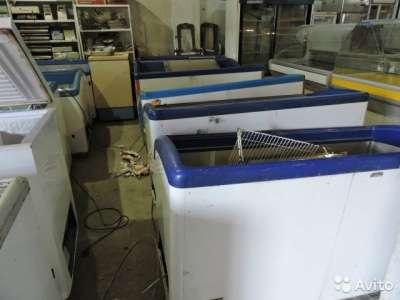 торговое оборудование Морозильные лари