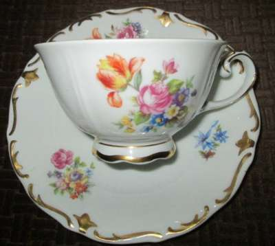 2 чайные пары от Royal Fine China,Япония Royal Fine China, Япония-