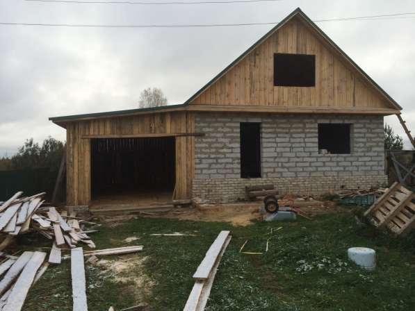 Продаю новый двухэтажный дом 130к. С землёй пять соток
