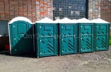 Туалетная кабинка недорого