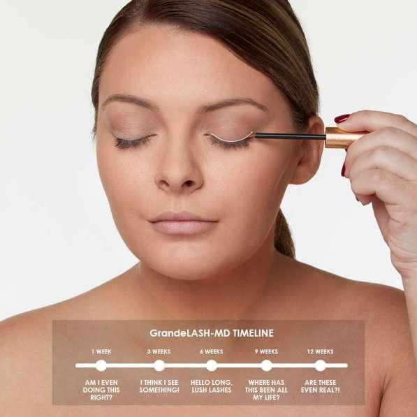 Grande Cosmetics GrandeLASH-MD Lash Enhancing Serum в фото 3