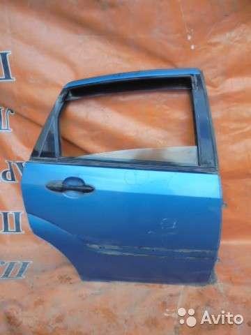 Задняя дверь Форд Фокус 1 (Ford Focus)