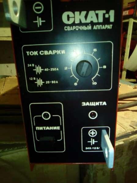 Сварочный аппарат от акмуляторов 12/24 вольта