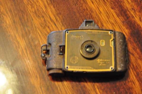 Старый фотоаппарат Кодак.