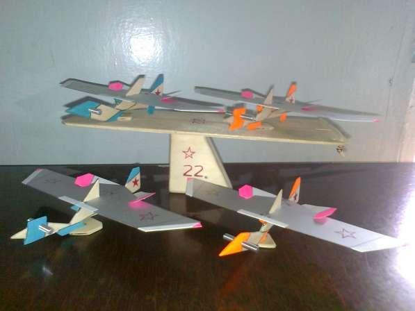 Летающие самолёты с палубы