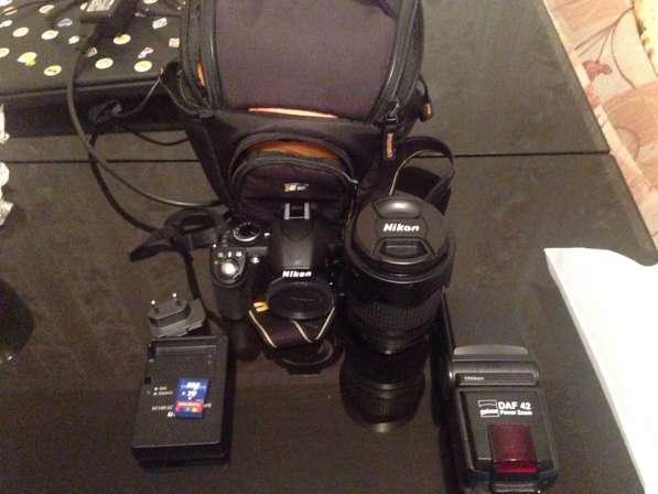 Продам Nikon D3100