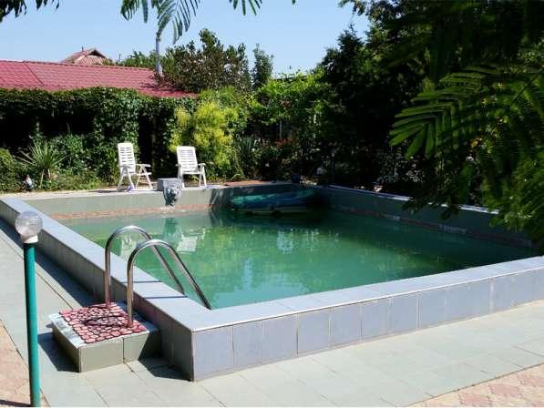 Продам два дома уморя с бассейном и сауной