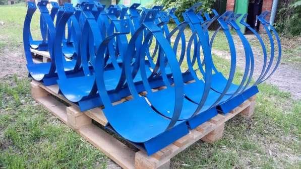 Опоры скользящие хомутовые для ППУ труб
