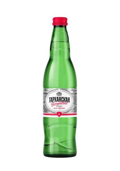 Минеральная вода Тарханская (для жизни) 0,5 с