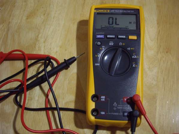 Мультиметр Fluke 177 в Челябинске фото 7