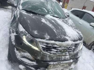 автомобиль Kia Sportage