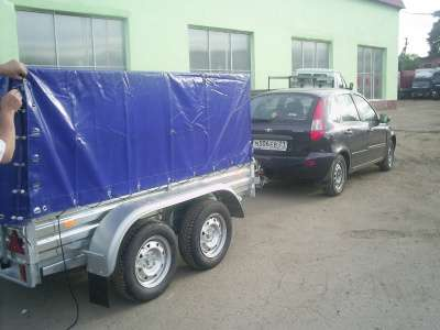 автомобильный прицеп МЗСА 817730