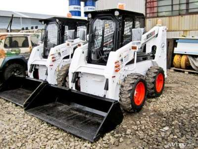 погрузчик BOBCAT Forway WS-50