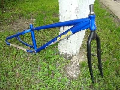велосипедную раму Norco norco euolue trial