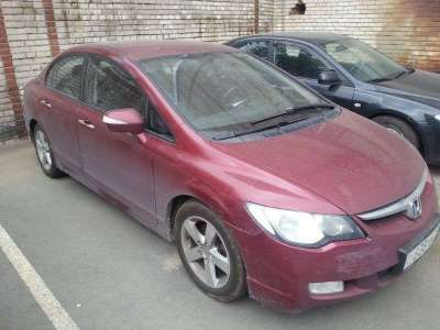 автомобиль Honda Civic
