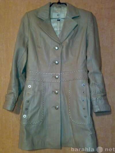 Куртка женская,кожаная, р.48 (М) Россия