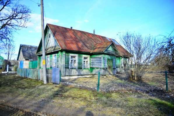 Продам дом в д. Голышево участок 52 сот, 25 км от Минска в