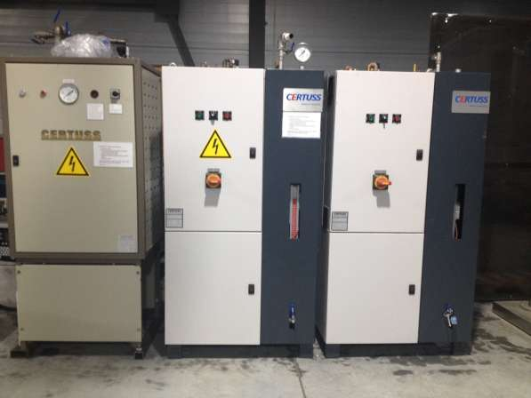 Парогенератор Electro Е72М, CERTUSS Германия