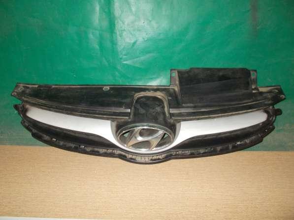 Hyundai I30 Решетка радиатора б/у Оригинал