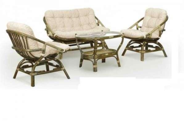 Мебель из ротанга комплект 01.13