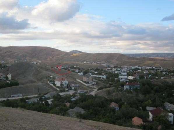 Видовой земельный участок в центре поселка