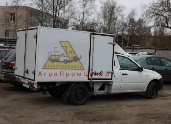 ВИС 2349 фургон granta