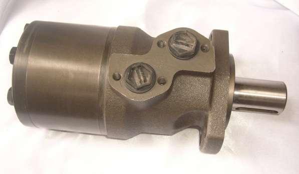Гидромотор бетононасоса