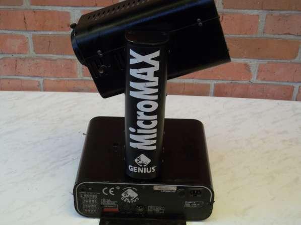 Световой прибор Голова Genius MicroMax в Краснодаре