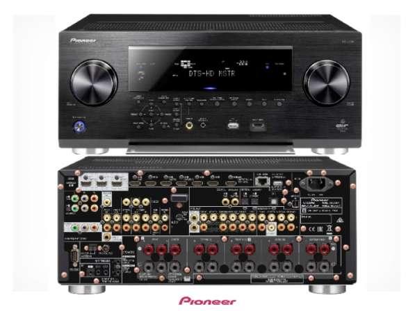 Ресивер Pioneer SC-LX88 + Oppo UDP-203