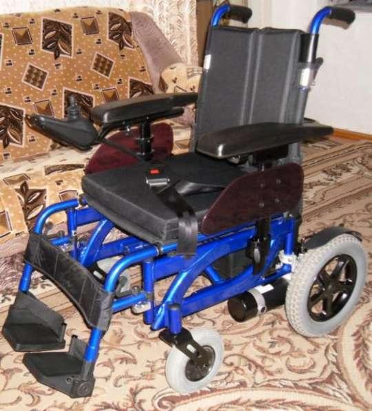 Инвалидная электрическая «ДЕЛЬТА ЭЛЕКТРО»
