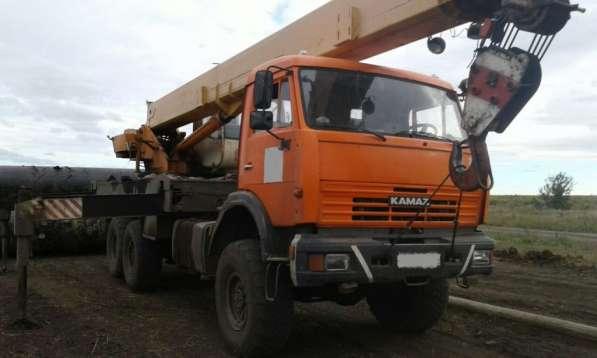 Продам автокран КС-45717-3Р;вездеход;31 м;25 тн
