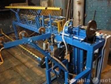 Станок для плетения рабицы в подарок. АСУ-174