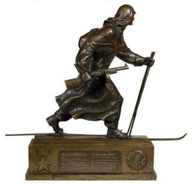 Куплю Куплю скульптуру советского периода.