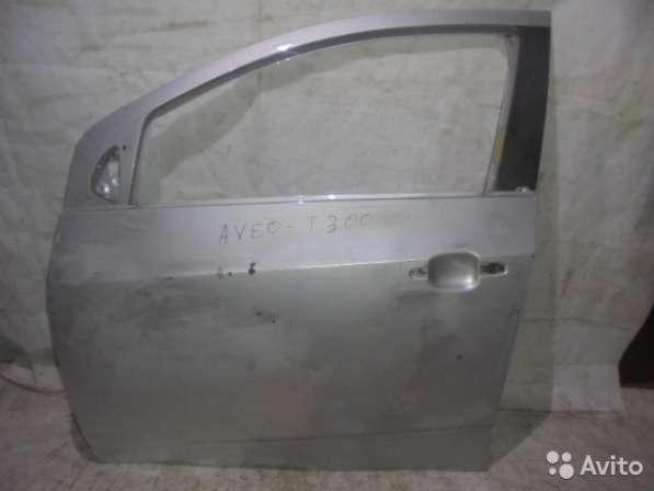 Дверь передняя левая Chevrolet Aveo