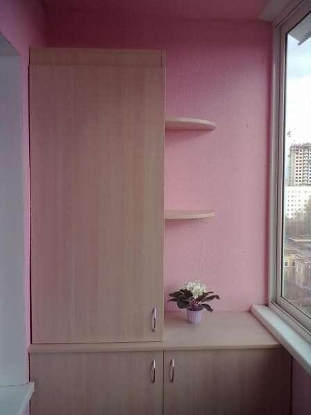 Балкон под ключ в фото 3