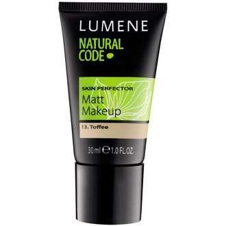 Тональный крем матирующий Lumene Natural Code Matt Makeup Sk
